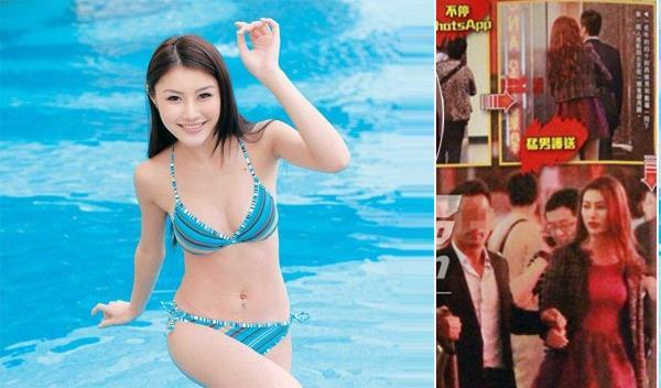 Những mỹ nhân TVB mất nghiệp vì ảnh và clip tình ái buông thả-10