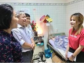 Lý do được ban văn nghệ thành ủy vào thăm, nghệ sĩ Lê Bình vẫn trùm chăn