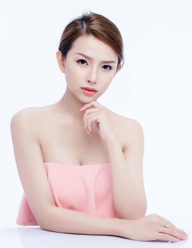 Bà xã tương lai của Phan Mạnh Quỳnh giảm ăn để gợi cảm từng cm-6
