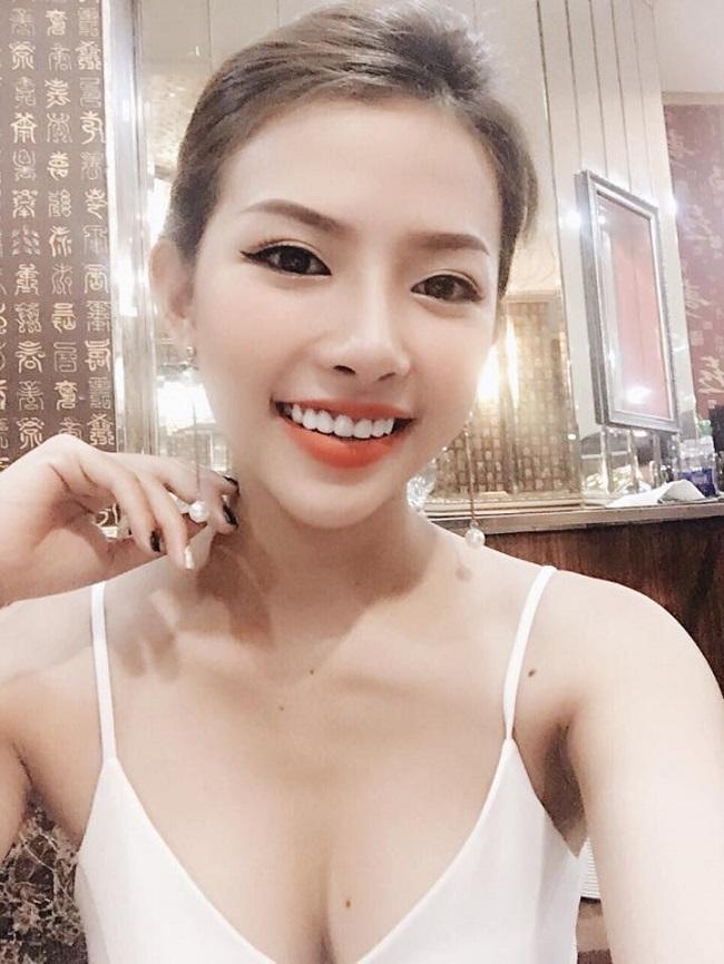 Bà xã tương lai của Phan Mạnh Quỳnh giảm ăn để gợi cảm từng cm-10
