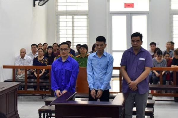 Bác sỹ làm giả bệnh án tâm thần cho đại ca Hà Thành nhận 10 năm tù-1
