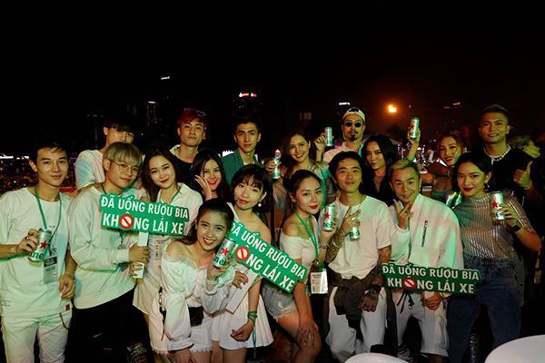 Tay đua F1 cùng DJ quốc tế 'khuấy động' sân Mỹ Đình-2