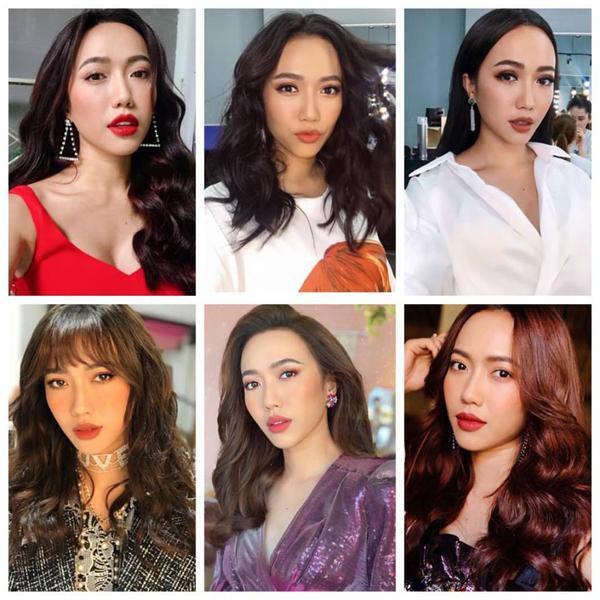 7 mỹ nhân Việt có gương mặt trang điểm kiểu gì cũng hợp-4