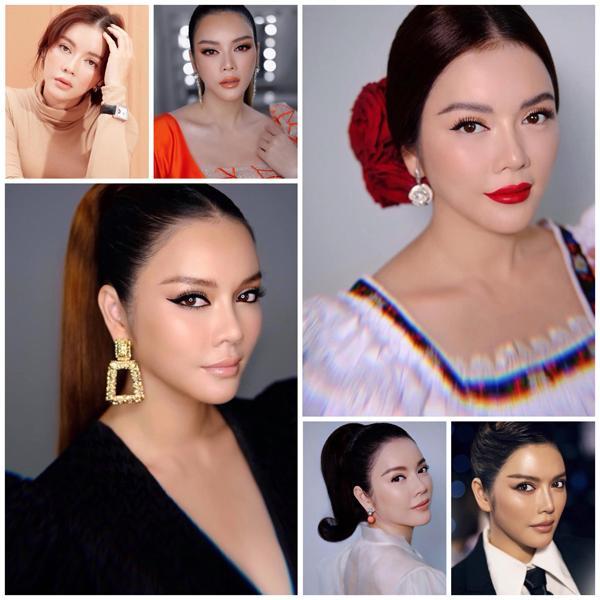 7 mỹ nhân Việt có gương mặt trang điểm kiểu gì cũng hợp-7