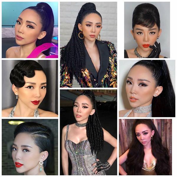 7 mỹ nhân Việt có gương mặt trang điểm kiểu gì cũng hợp-1