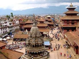 Thung lũng Kathmandu linh thiêng hút khách hành hương ở Nepal