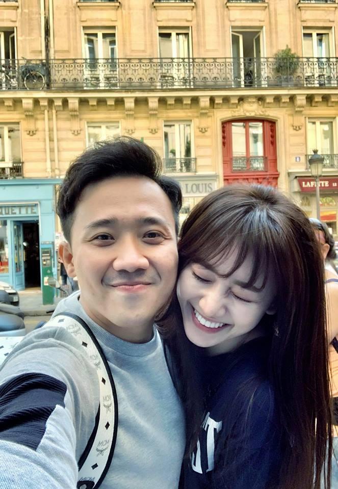 Trấn Thành - Hari Won biến mọi con phố nước Pháp thành thiên đường của những nụ hôn-2