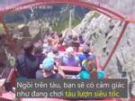 Trải nghiệm cảm giác mạnh trên chuyến tàu qua núi cao gần 2.000 m