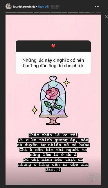 Khánh Hà khẳng định chưa có người yêu sau khi thiếu gia Phan Hoàng dính tin đồn có bạn gái mới-4