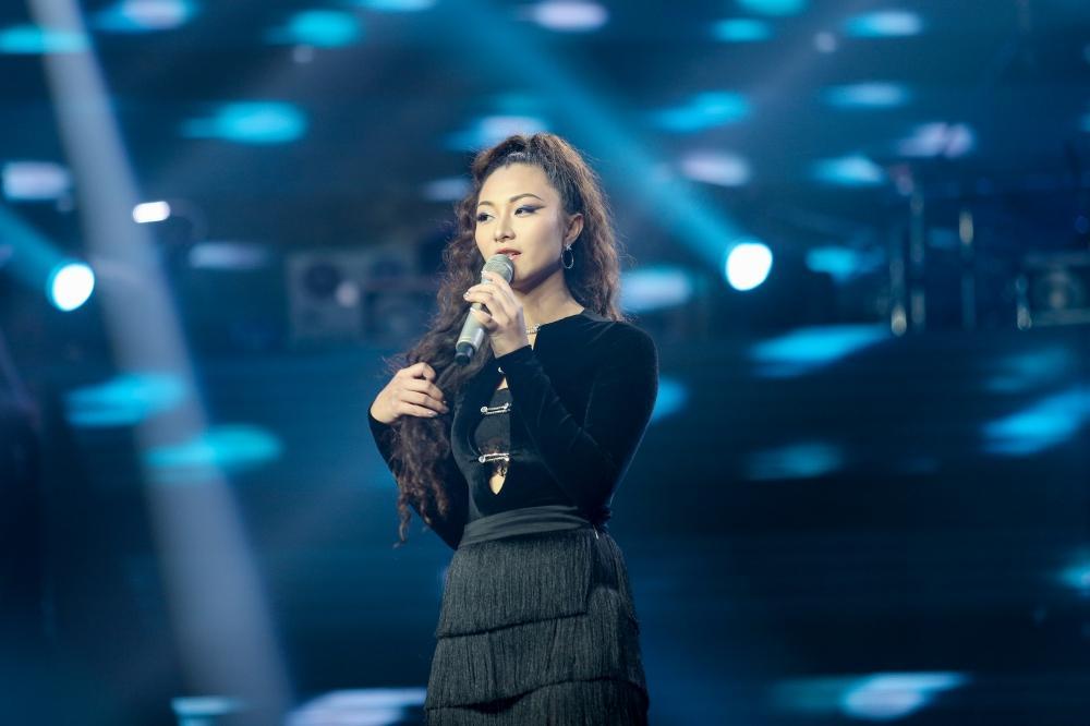 Cô gái có giọng hát diva lột xác ngoạn mục sau khi giảm cân khiến Thanh Hà phải bấm chặn Tuấn Hưng-2