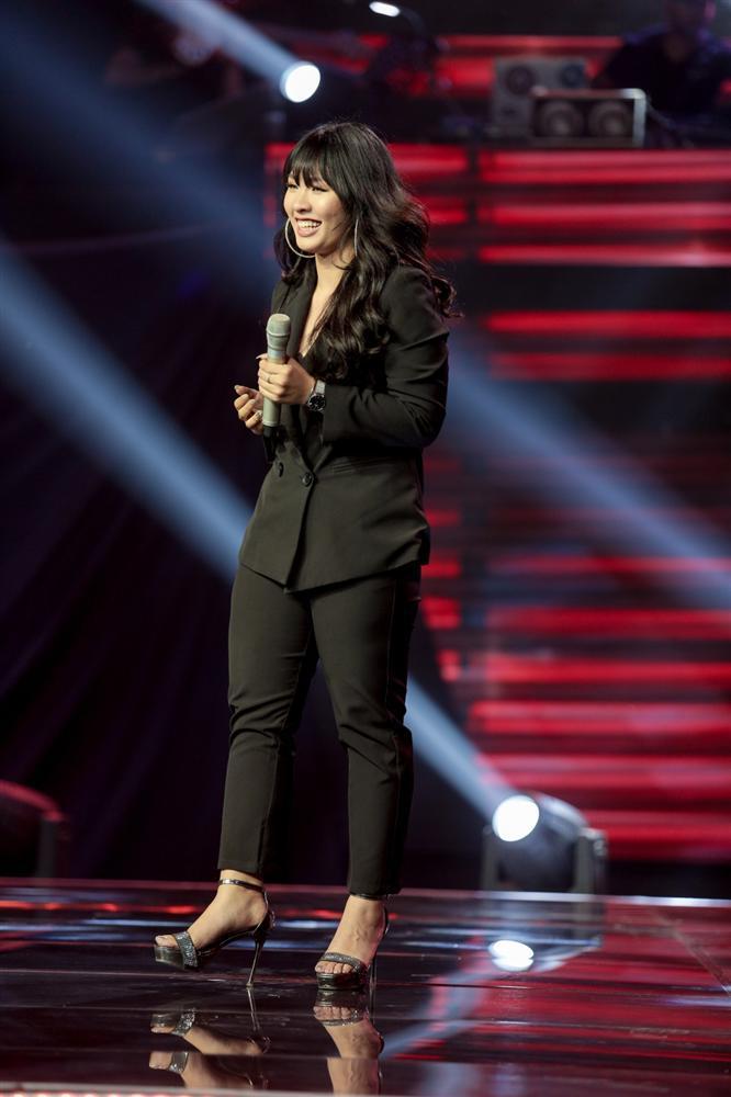 Cô gái có giọng hát diva lột xác ngoạn mục sau khi giảm cân khiến Thanh Hà phải bấm chặn Tuấn Hưng-1
