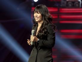 Cô gái có giọng hát diva 'lột xác' ngoạn mục sau khi giảm cân khiến Thanh Hà phải bấm chặn Tuấn Hưng