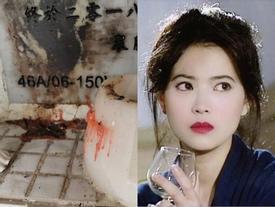 Bia mộ của Lam Khiết Anh bị vấy bẩn, không người thăm nom