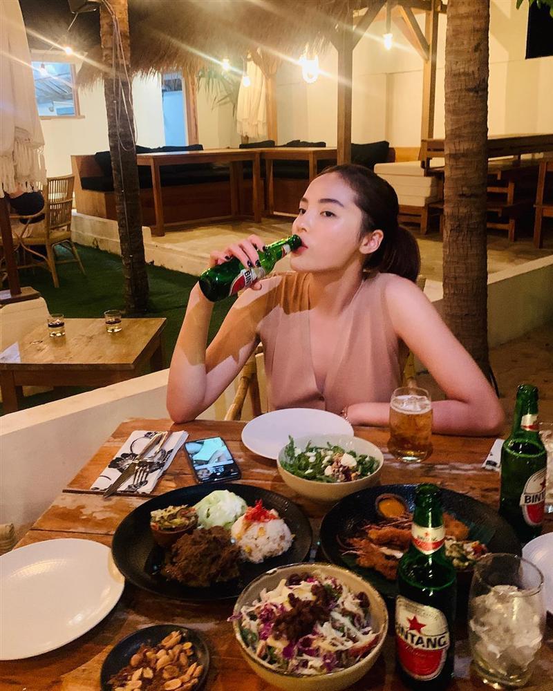 Kỳ Duyên đặt ảnh Minh Triệu làm hình nền điện thoại, cuộc tình hoa hậu - siêu mẫu đã không còn chỉ là lời đồn đoán?-5