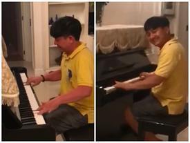 Chia sẻ clip chơi đàn vui nhộn của cố nghệ sĩ Anh Vũ trước khi qua đời, NSND Hồng Vân phải đối mặt với phản ứng trái chiều