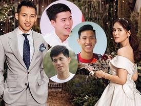 Trai đẹp tuyển Việt Nam chuẩn bị theo vợ bỏ cuộc chơi, bật mí bất ngờ về dàn bê tráp