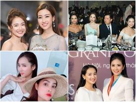 Liều mình đứng ngang dàn hoa hậu hot nhất showbiz Việt, nhan sắc của Nhã Phương xếp hạng thứ bao nhiêu?