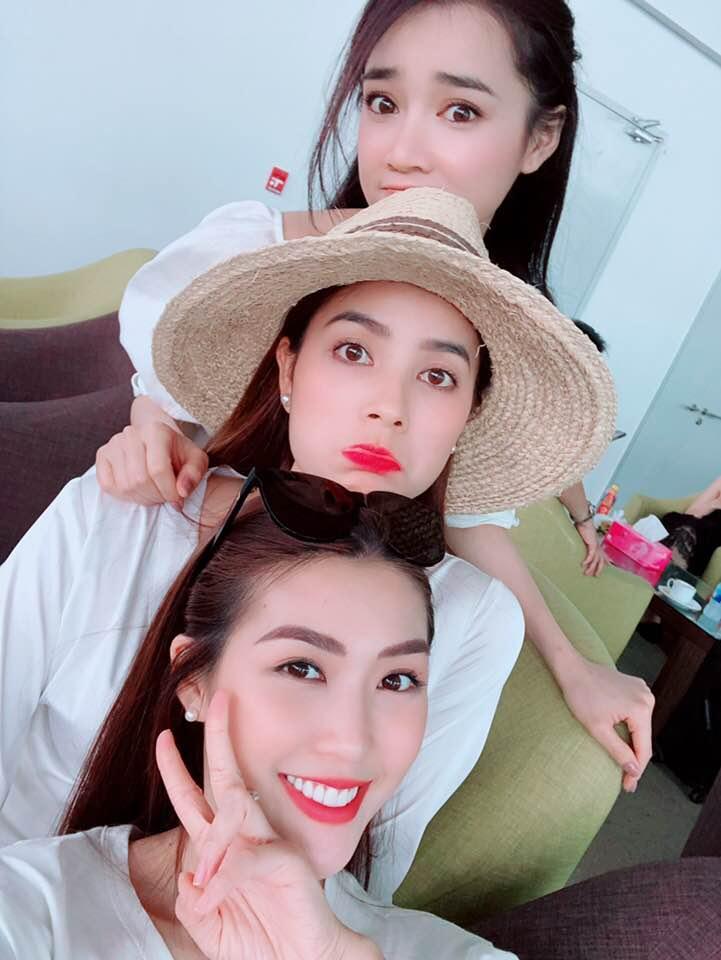 Liều mình đứng ngang dàn hoa hậu hot nhất showbiz Việt, nhan sắc của Nhã Phương xếp hạng thứ bao nhiêu?-6