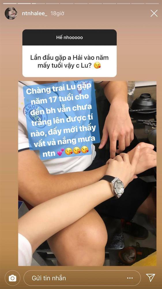 Nhật Lê bất ngờ nhắc về chàng trai đã yêu năm 17 tuổi mà lại khiến Quang Hải mát cả ruột gan-1