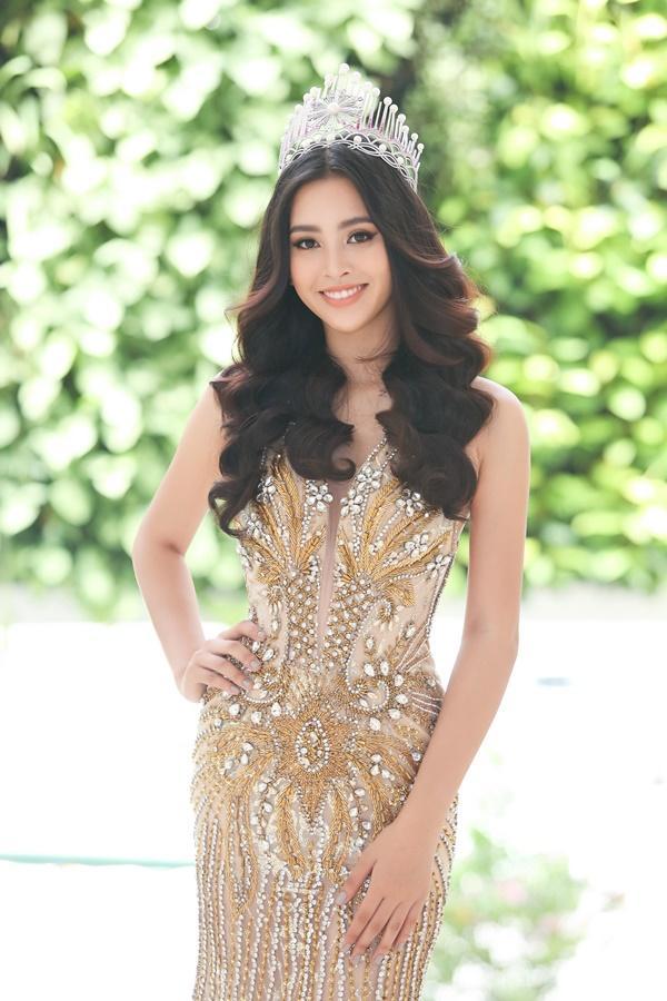 Trần Tiểu Vy - Đỗ Mỹ Linh đọ sắc bất phân thắng bại, bắt tay tìm kiếm mỹ nhân Việt thi Miss World 2019-3