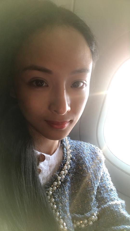Ra khỏi cánh cửa trại giam, hoa hậu Trương Hồ Phương Nga thay da đổi thịt tận hưởng cuộc sống hạnh phúc-8