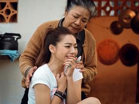 Con gái chưởng môn Vịnh Xuân bị gọi là thảm họa vì diễn cảnh khóc mà như... đang cười