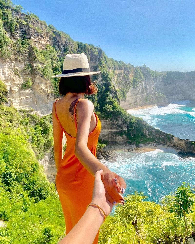 Hoa hậu Kỳ Duyên chối bay chối biến khi bị phát hiện đặt ảnh Minh Triệu làm hình nền điện thoại-7