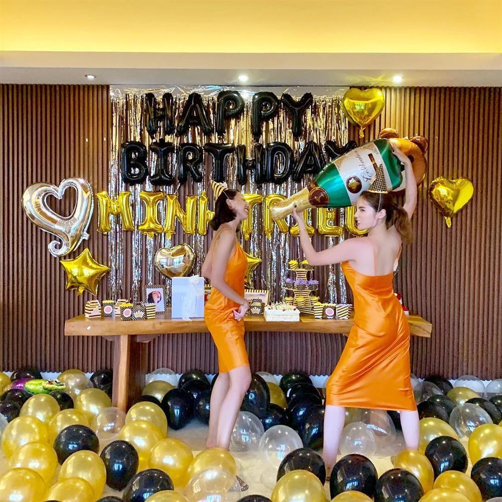 CHẤT CHƠI như Kỳ Duyên: Vận chuyển một lô đồ đạc sang Indonesia làm tiệc mừng sinh nhật Minh Triệu-5