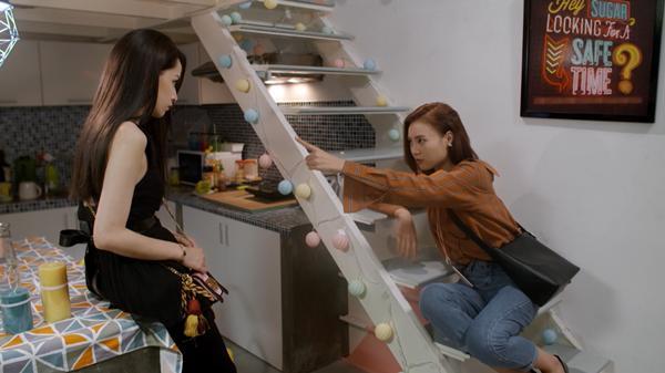 Lan Ngọc và Chi Pu tiếp tục làm bạn thân trong tập 51 Mối Tình Đầu Của Tôi-5