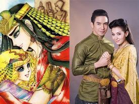 'Ngược dòng thời gian để yêu anh': Phim Thái Lan dành cho ai mê tình yêu xuyên không