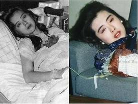 'Tiên nữ màn ảnh Hong Kong' được khen xinh đẹp ngay cả khi đau ốm