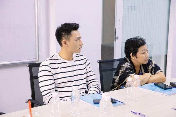 Isaac và Kiều Minh Tuấn trở thành hai anh em khắc khẩu trong phim mới-1