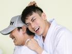 Isaac và Kiều Minh Tuấn trở thành hai anh em khắc khẩu trong phim mới