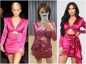 Chưa xong nghi vấn đạo nhạc, Min lại vướng lùm xùm mặc đồ nhái của nữ tỷ phú Kylie Jenner