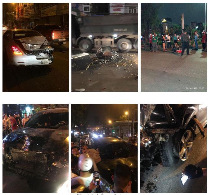 Đêm kinh hoàng tại Hà Nội: Tai nạn xảy ra khắp nơi, đếm sơ có tới hơn 10 vụ nghiêm trọng-2