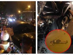 Đêm kinh hoàng tại Hà Nội: Tai nạn xảy ra khắp nơi, đếm sơ có tới hơn 10 vụ nghiêm trọng