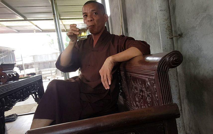Trụ trì chùa Trung Hành dọa thả chó cắn nát mặt phật tử?-4