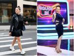 HÚ HỒN: Mặc quốc phục Bánh Mì y chang HHen Niê, Việt Hương cứ như đang thi Hoa hậu Hoàn vũ Thế giới-12