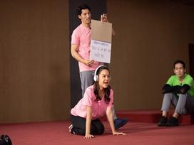 'Running Man Việt': Không lên sóng dù chỉ 1 giây, Chi Pu vẫn khiến Phạm Quỳnh Anh khó kìm chế 'cơn điên'