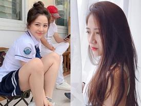 Hoàng Thùy Linh thay thế Trâm Anh đóng phim sitcom học đường