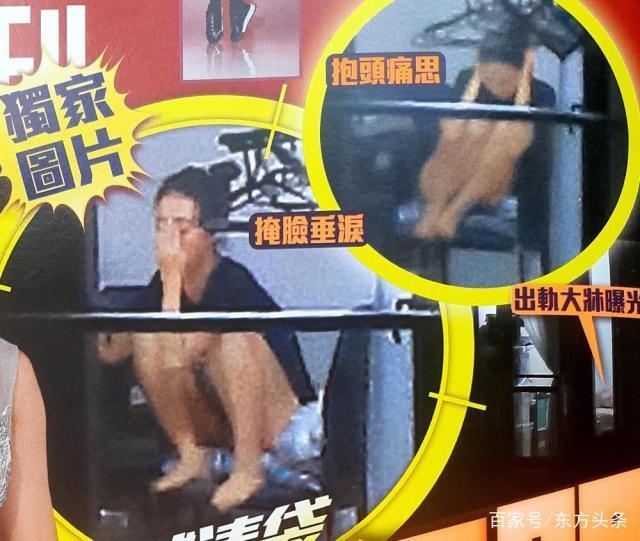 Á hậu Hong Kong Huỳnh Tâm Dĩnh suy sụp, khóc lóc thê thảm sau khi bị tẩy chay vì ngoại tình-2