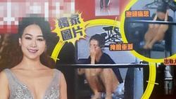 Á hậu Hong Kong Huỳnh Tâm Dĩnh suy sụp, khóc lóc thê thảm sau khi bị tẩy chay vì ngoại tình