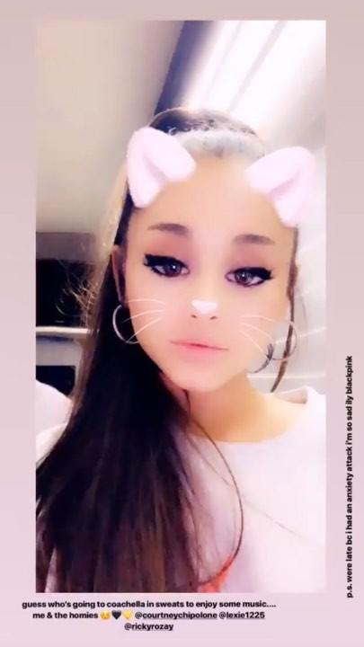 Khoảnh khắc hot nhất tháng 4: Ariana Grande hội ngộ BlackPink, chỉ có điều chưa thể trọn vẹn…-4