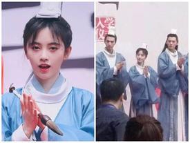 'Sungkyunkwan Scandal' phiên bản Trung: Nữ chính gây cười vì quá lùn