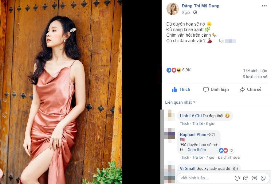 Phan Thành - Midu lại có chia sẻ hợp cả tình lẫn cảnh, fans thi nhau phán xét: Chuyên mục anh hỏi chị trả lời-4