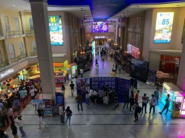 Khách xếp hàng dài ở Trung Quốc để xem chiếu sớm Avengers: Endgame, suất phim bắt đầu lúc 0h vẫn đông kín-2