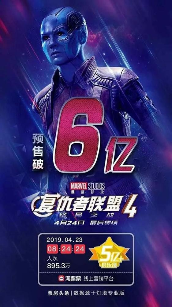 Khách xếp hàng dài ở Trung Quốc để xem chiếu sớm Avengers: Endgame, suất phim bắt đầu lúc 0h vẫn đông kín-9