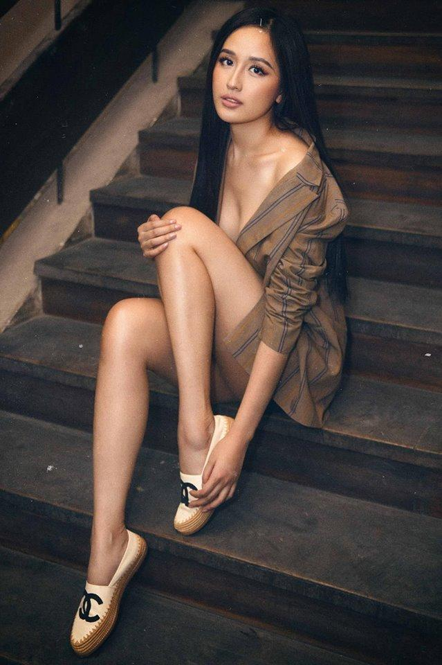 Mai Phương Thúy: Tôi quên mình là hoa hậu nên hay mặc sexy-2