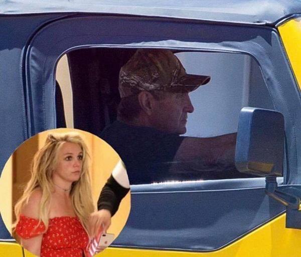 Nghi vấn Britney Spears bị kiểm soát bởi chính cha ruột-2