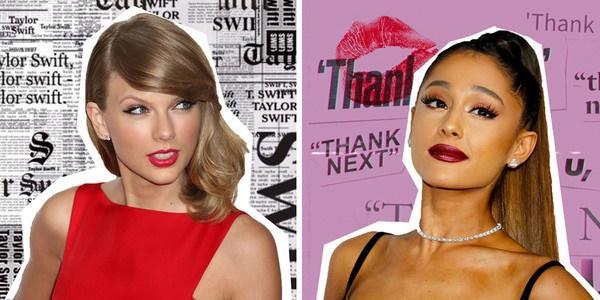 Không phải Adele, Ariana Grande sẽ là người hợp tác với Taylor Swift trong sản phẩm bí mật?-2